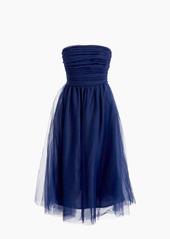 Jcrew tulle pleated dress abv6a5917ed a