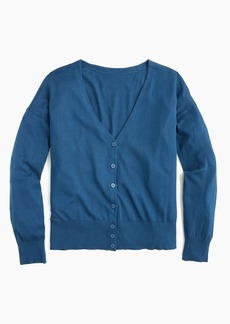 Universal Standard for J.Crew cardigan sweater