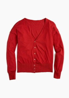 Universal Standard for J.Crew cardigan sweater