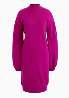 Universal Standard for J.Crew mockneck sweater dress