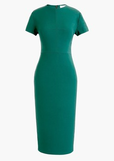 Universal Standard for J.Crew stretch twill sheath dress
