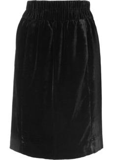 J.Crew Velvet Skirt
