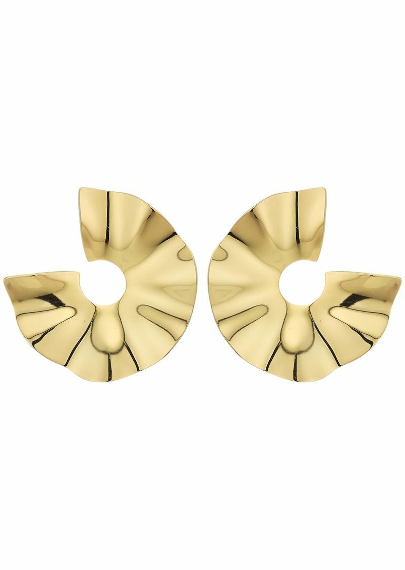 J.Crew Vera Wave Earrings