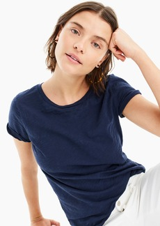 J.Crew Vintage cotton crewneck T-shirt