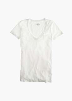 J.Crew Vintage cotton scoopneck T-shirt