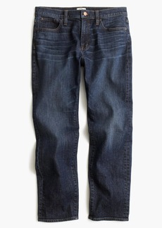 Vintage crop jean in Leopold wash