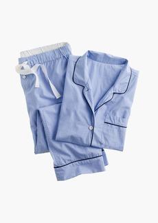 J.Crew Vintage short-sleeve pajama set