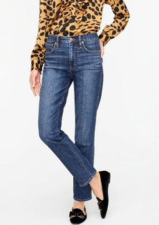 J.Crew Vintage straight jean in dark medium wash