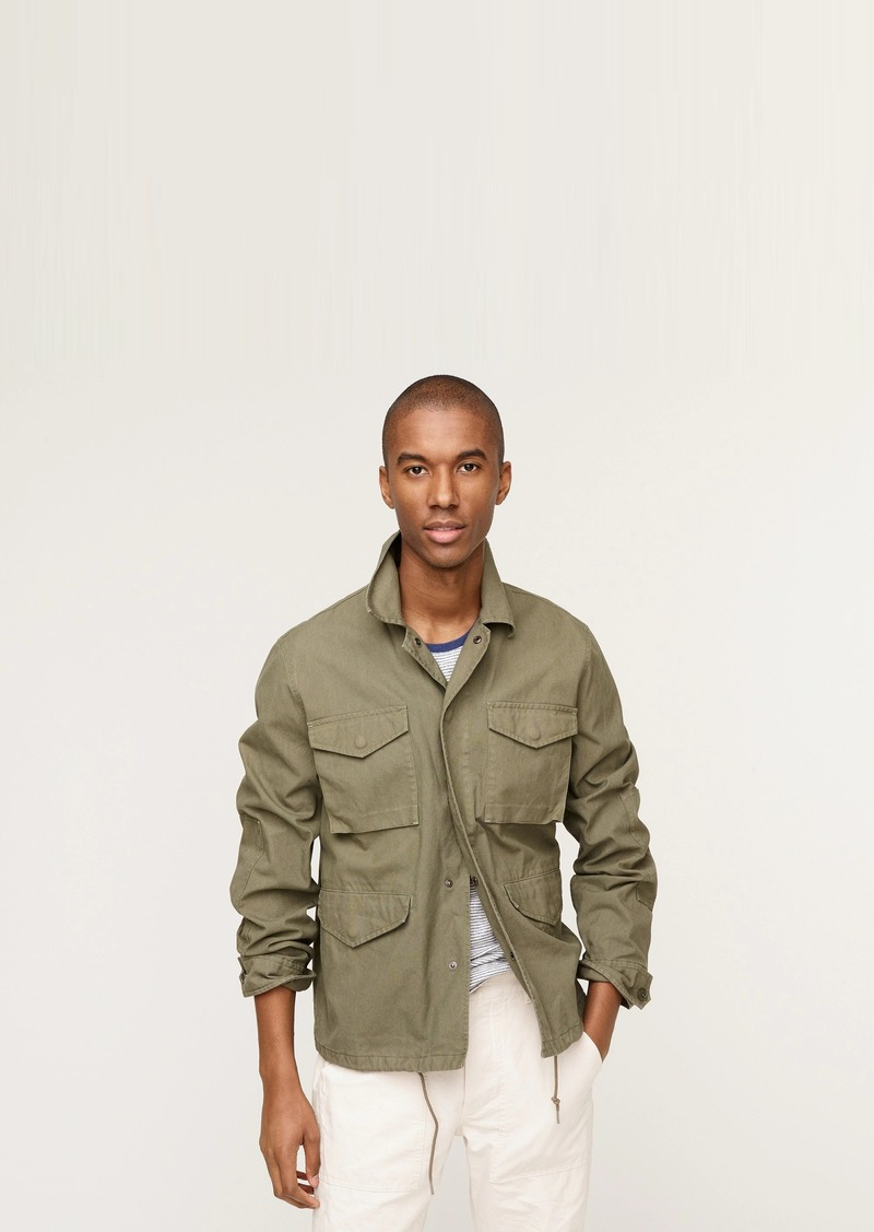 J.Crew Wallace & Barnes M51 jacket