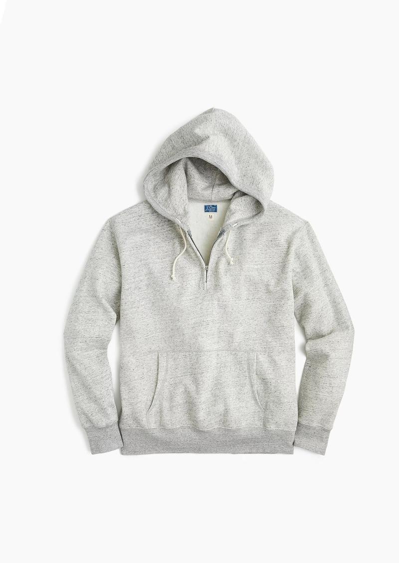 ffee6d787 J.Crew Wallace & Barnes fleece half-zip hoodie | Outerwear