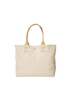 J.Crew Washed Canvas Large Tote