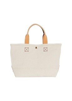 J.Crew Washed Canvas Mini Tote