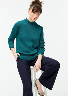 J.Crew Women's 1988 rollneck™ sweater in cotton