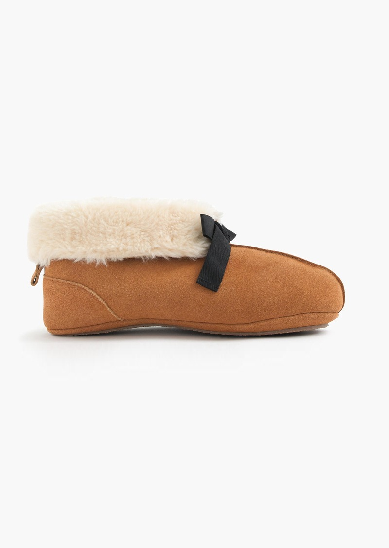 fff40c2ceca Women's lodge moccasin booties