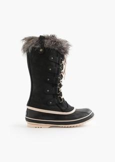 Women's Sorel® for J.Crew Joan of Arctic boots in black