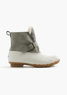 Women's Sperry® for J.Crew Shearwater short pull-on boots