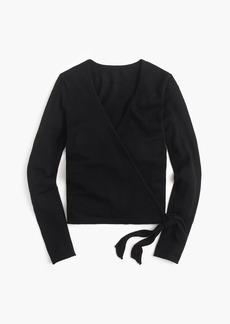 J.Crew Wrap sweater
