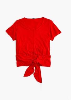 J.Crew Wrap T-shirt