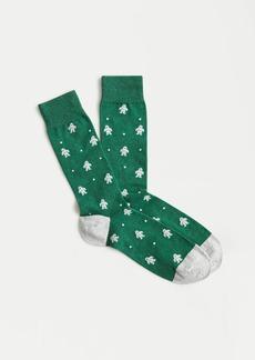 J.Crew Yeti socks