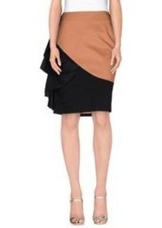 JEAN PAUL GAULTIER - Knee length skirt