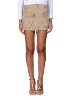 JEAN PAUL GAULTIER FEMME - Mini skirt