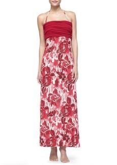 Jean Paul Gaultier Floral Dress/Skirt Coverup