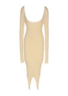 JEAN PAUL GAULTIER MAILLE FEMME - Knee-length dress