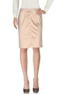 JEAN PAUL GAULTIER MAILLE FEMME - Knee length skirt