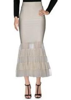 JEAN PAUL GAULTIER MAILLE FEMME - Long skirt
