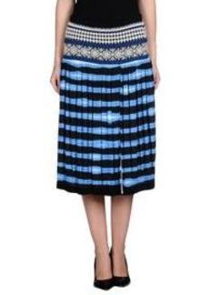 JEAN PAUL GAULTIER SOLEIL - 3/4 length skirt