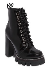 Jeffrey Campbell 120mm Brushed Leather Boots