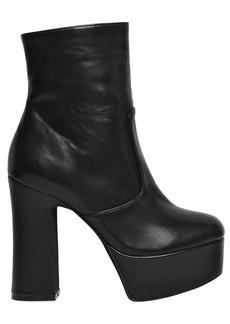 Jeffrey Campbell 130mm De-facto Faux Leather Boots