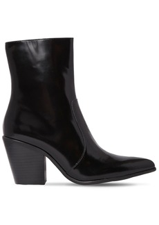 Jeffrey Campbell 80mm Brushed Leather Boots