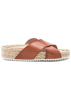 Jeffrey Campbell 581 ANS Sandal in Cognac. - size 38 (also in 39,40,41)