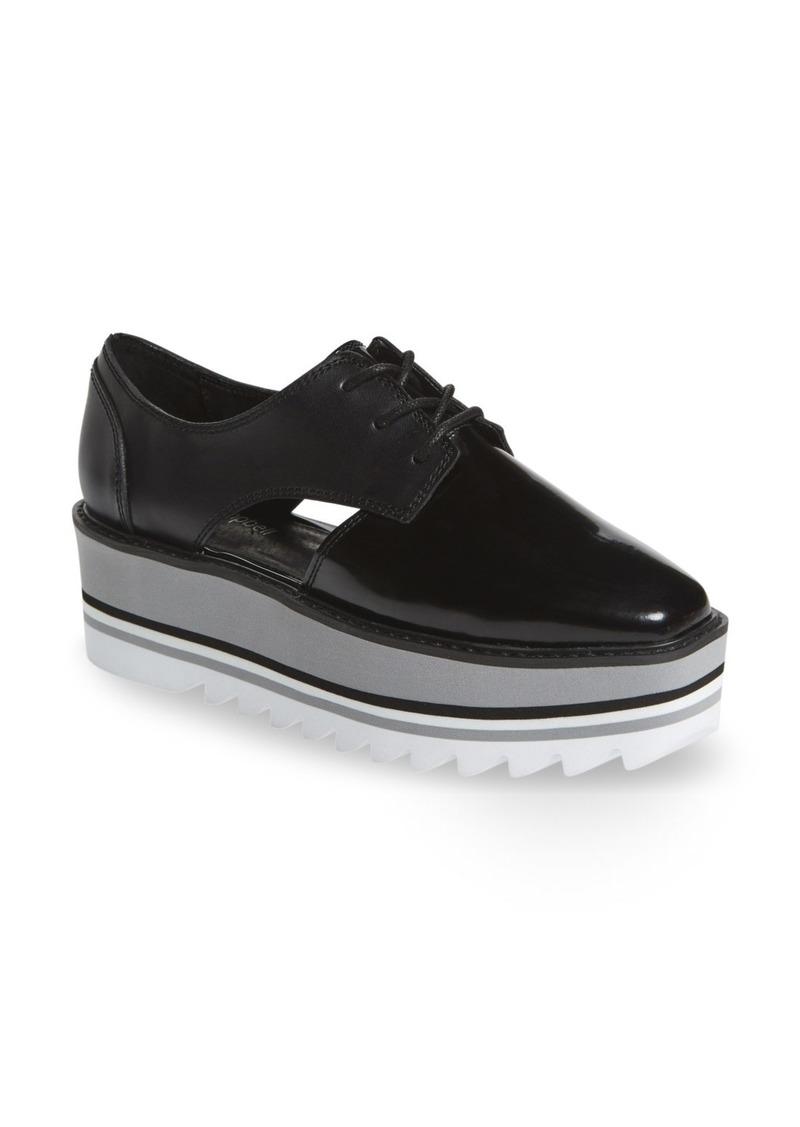jeffrey campbell jeffrey campbell adrian platform oxford women shoes shop it to me. Black Bedroom Furniture Sets. Home Design Ideas