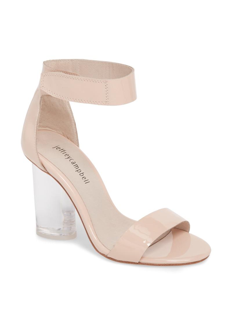 ecd27aa675d Jeffrey Campbell Jeffrey Campbell Alessa Clear Heel Sandal (Women ...