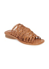 Jeffrey Campbell Amabe-L Braided Slide Sandal (Women)