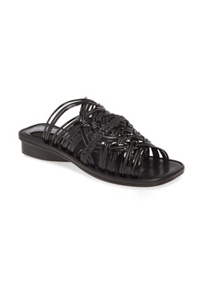 Jeffrey Campbell Amabe-L Braided Slide Sandal (Women)