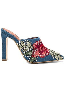 Jeffrey Campbell Amanda Heel in Blue. - size 8 (also in 10,7,9)