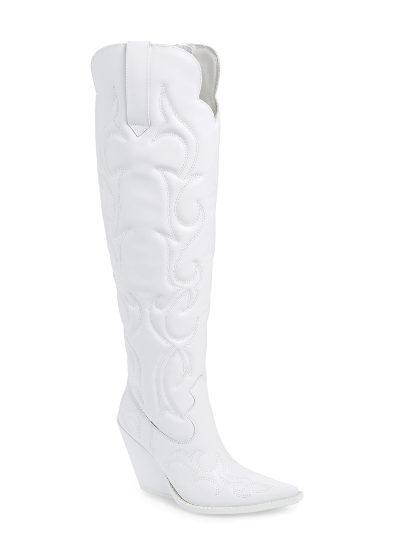 Jeffrey Campbell Amigos Over the Knee Boot (Women)