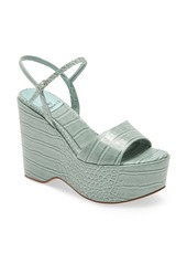 Jeffrey Campbell Anamaria Platform Wedge Sandal (Women)