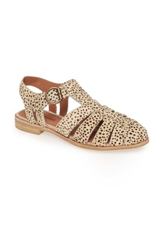 Jeffrey Campbell Angora Genuine Calf Hair Sandal (Women)