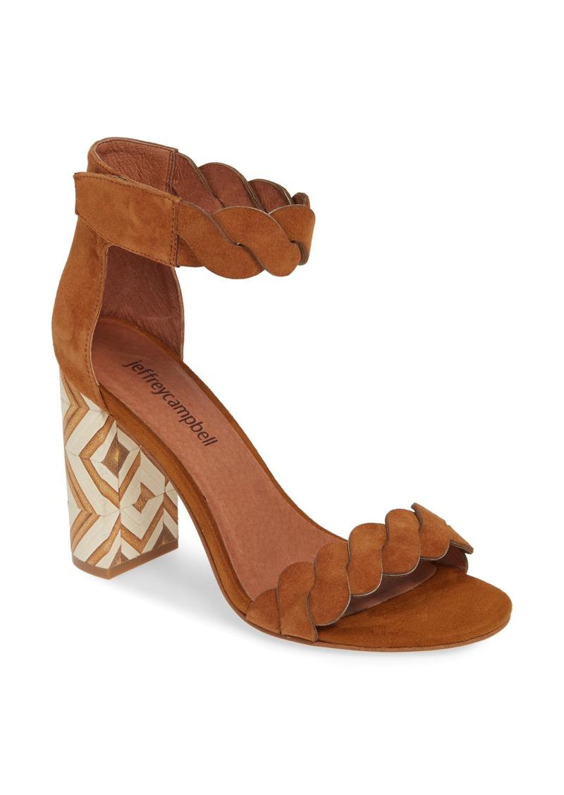 Jeffrey Campbell Ankle Strap Sandal (Women)