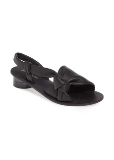 Jeffrey Campbell Asher Asymmetrical Slingback Sandal (Women)