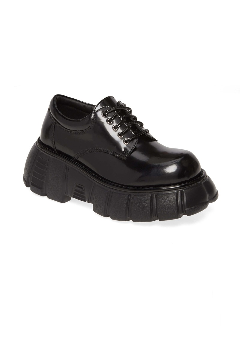 Jeffrey Campbell Barge Platform Derby (Women)
