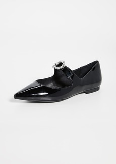 Jeffrey Campbell Bergerac Mary Jane Flats