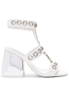 Jeffrey Campbell Bianka Heel in White. - size 10 (also in 6,6.5,7.5,8,8.5,9,9.5)