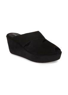 Jeffrey Campbell Breah Platform Wedge Mule (Women)