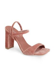 Jeffrey Campbell Carine Square Toe Sandal (Women)