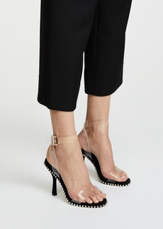 Jeffrey Campbell Charmed PVC Sandals